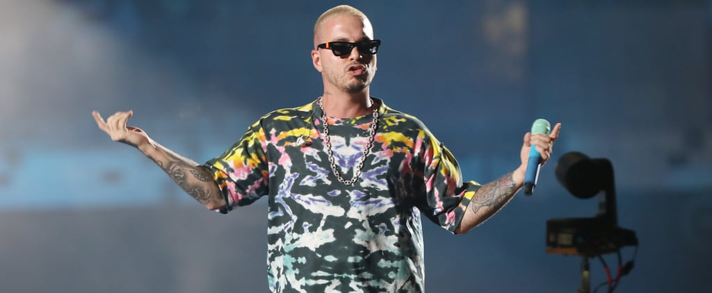 J Balvin Talks Year of Firsts, Tour on Tonight Show