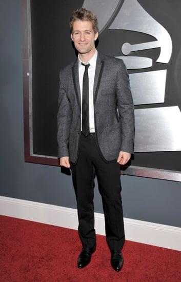 Men at 2011 Grammy Awards including Justin Bieber, Bruno Mars and more!