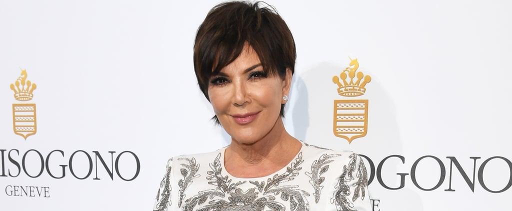 Kris Jenner Plans to Change Her Name to Kris Kardashian