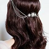 Star Bridal Headpiece