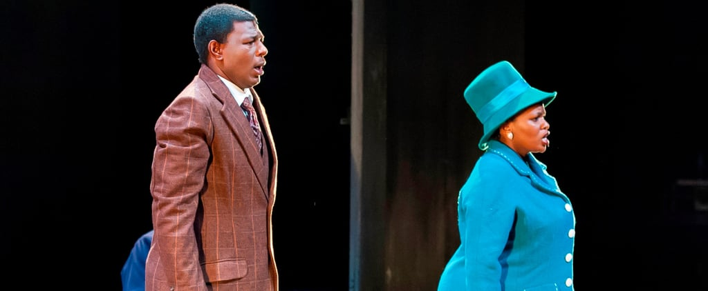 The Dubai Opera Is Celebrating Nelson Mandela's Life With This Touching Show