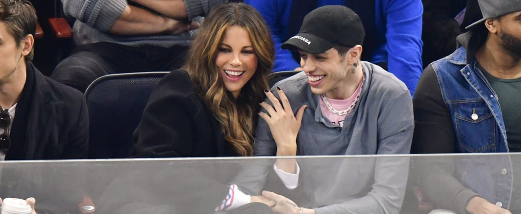 Pete Davidson and Kate Beckinsale Confirm Romance
