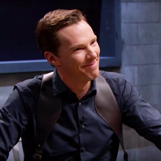 Benedict Cumberbatch and Jimmy Fallon's Mad Libs Skit