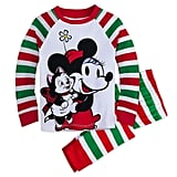 Disney Minnie Mouse Holiday PJ Set for Girls