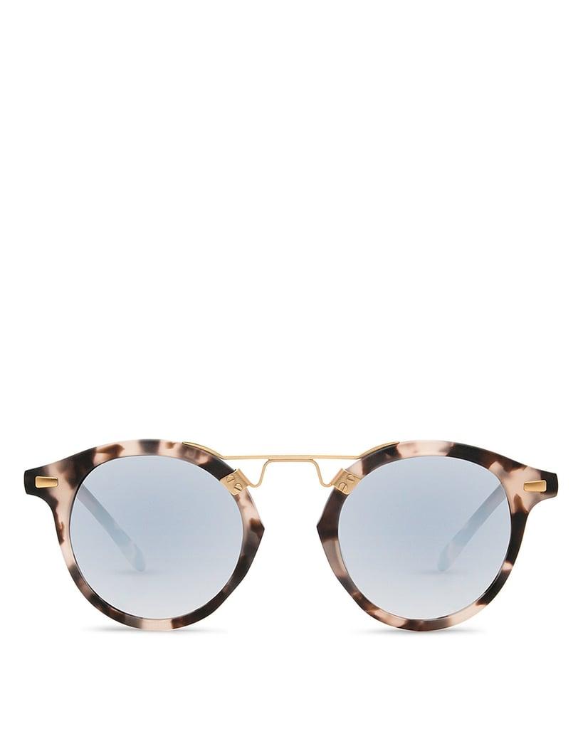 Krewe Round Sunglasses