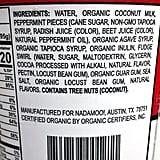 NadaMoo! Peppermint Bark Ingredients