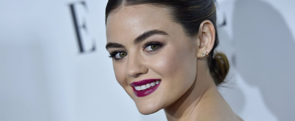 """Lucy Hale Responds to the Backlash About Her """"Baby Hairs"""" Comment: """"I Wasn't Thinking"""""""