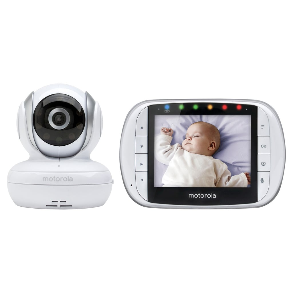A Modern Baby Monitor