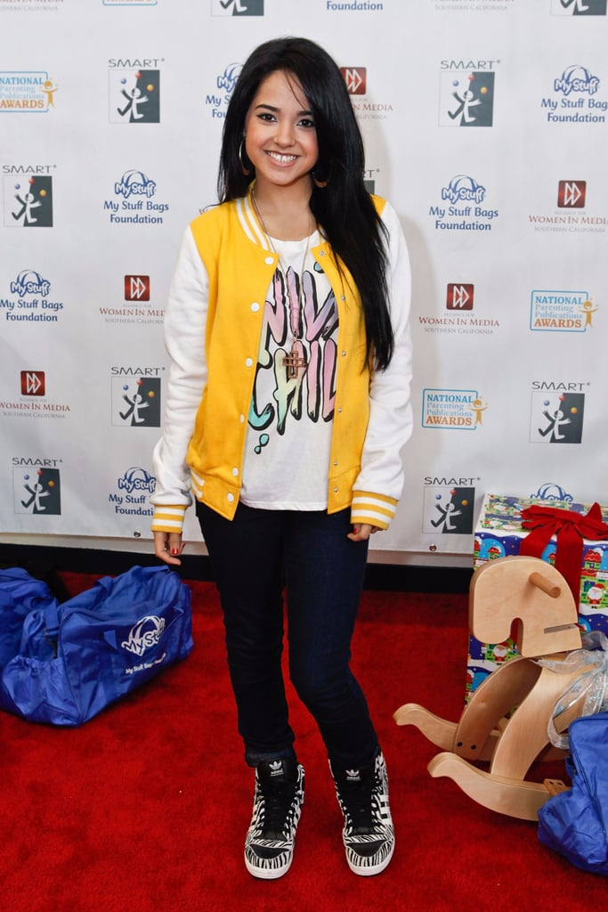 Becky G Through The Years Photos Popsugar Latina