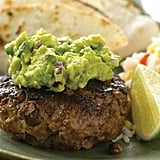 Stuffed Mexican Burgers With Tortillas