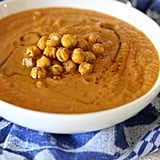 Pumpkin Chickpea Soup