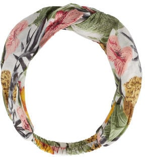 Mango Floral Cotton Hairband (£7)