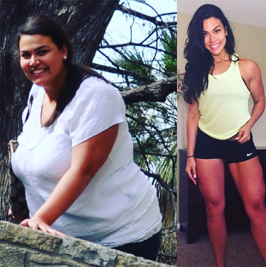 150-Pound Weight-Loss Transformation