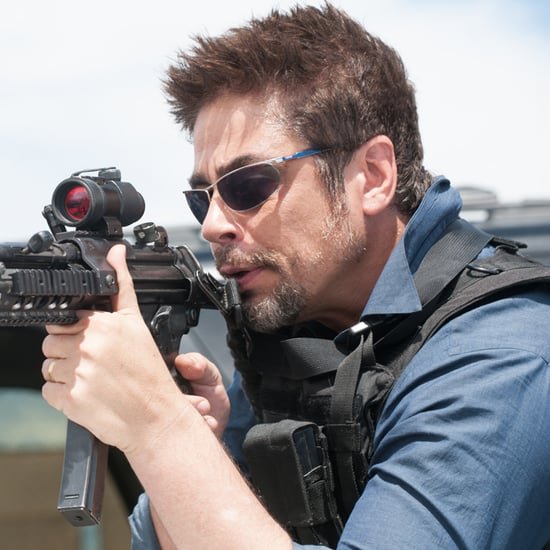 Benicio Del Toro Interview For Sicario | Video