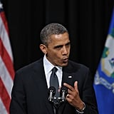 President Obama Offers the Prayers of the Nation in Connecticut