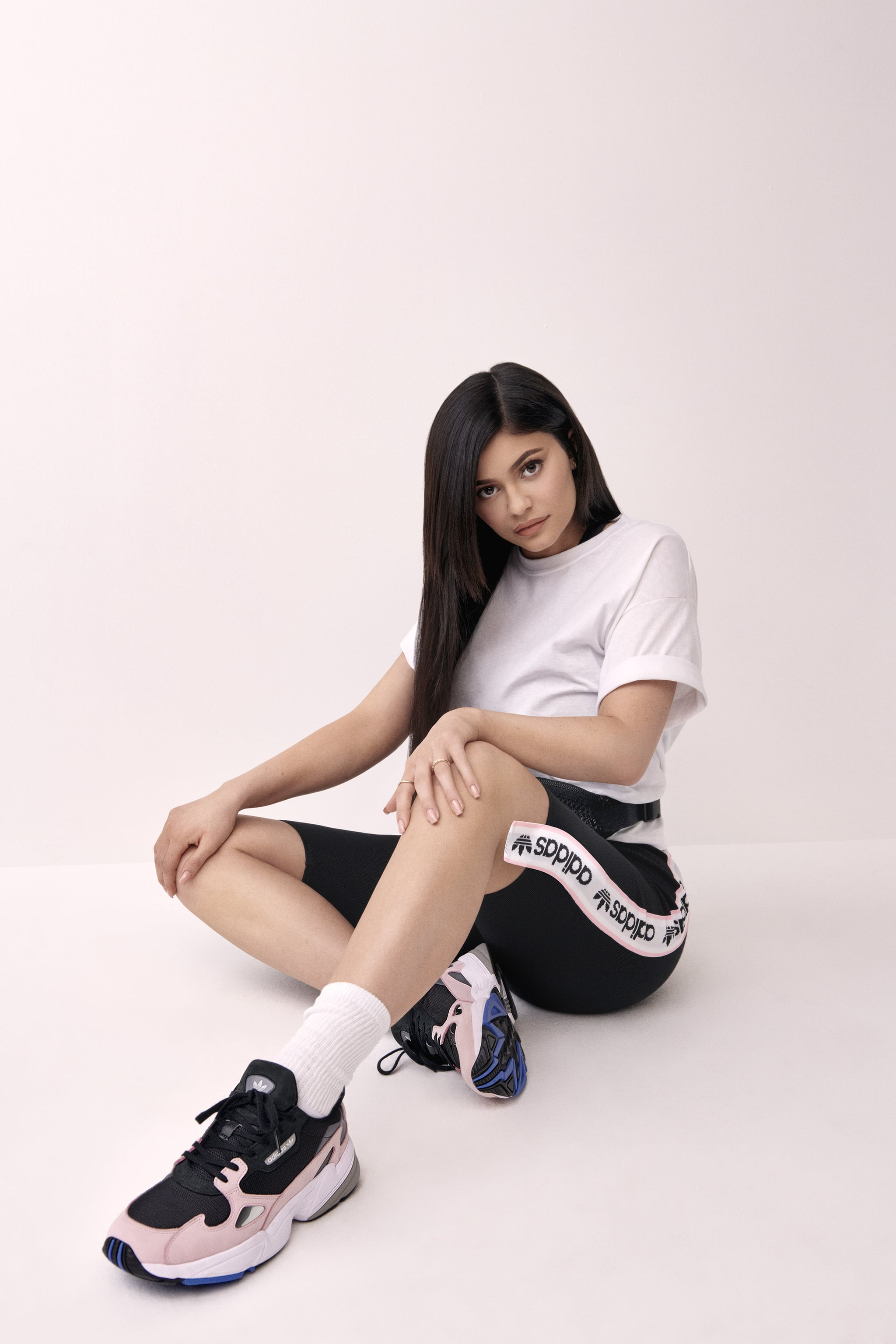 kylie jenner adidas shoes 2018