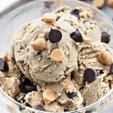 Peanut Butter Avocado Ice Cream