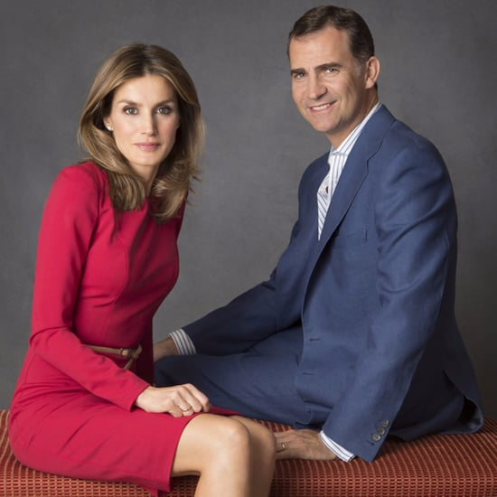 Queen Letizia and King Felipe Pictures