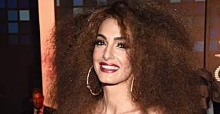 Amal Clooney Channeled Her Inner Disco Diva With a '70s-Inspired Halloween Costume