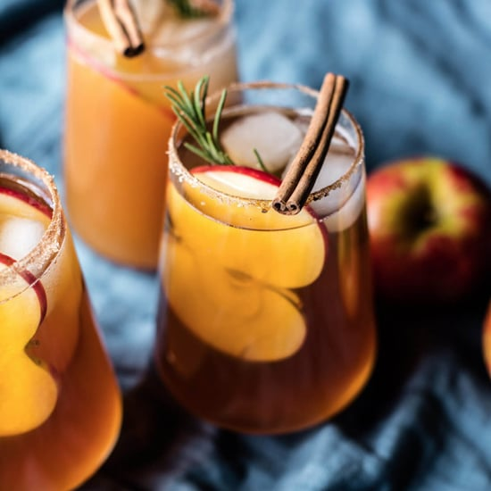 Healthy Holiday Cocktail Recipes