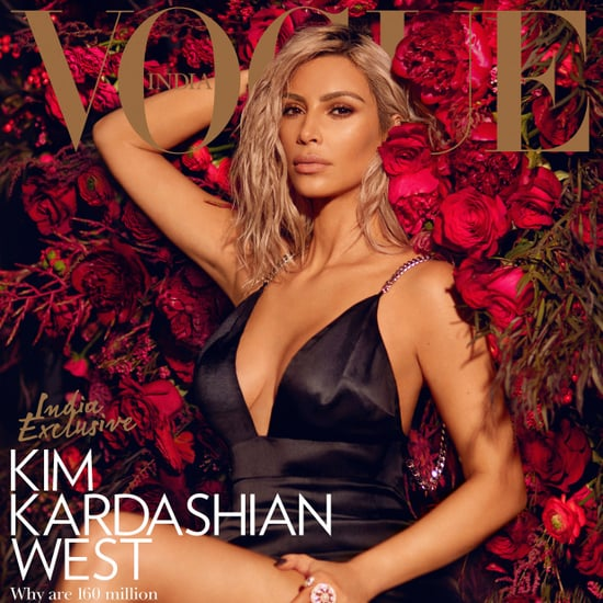 Kim Kardashian's Vogue India Cover March 2018