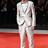 Timothée Chalamet at the Venice Film Festival 2019