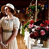 The lack of contemporary deodorants isn't to say that people smelled awful, though. Upper-class women like Edith might bathe every day — after, of course, a servant ran the bath for them. Some soaps, such as Yardley, that the Downton Abbey characters might have used are still around today.