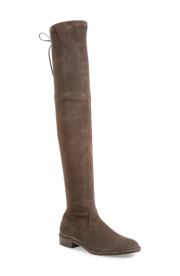 Stuart Weitzman 'Lowland' Over the Knee Boot ($798)