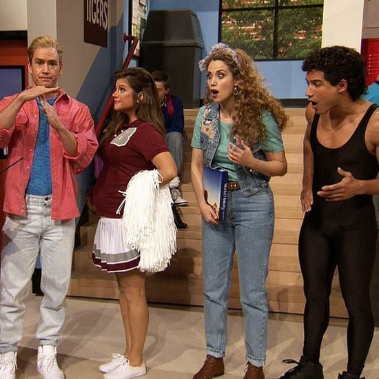 Saved by the Bell Reunion on The Tonight Show