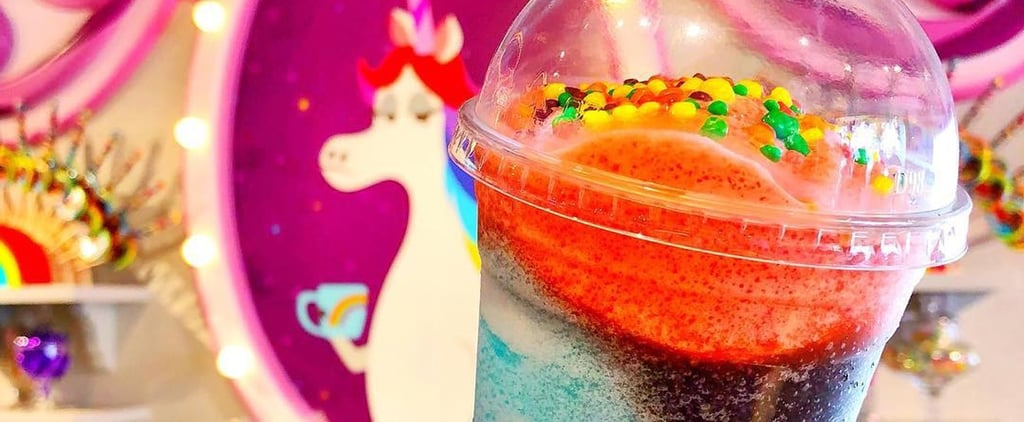 Bing Bong's Sweet Stuff Slushies Disney California Adventure