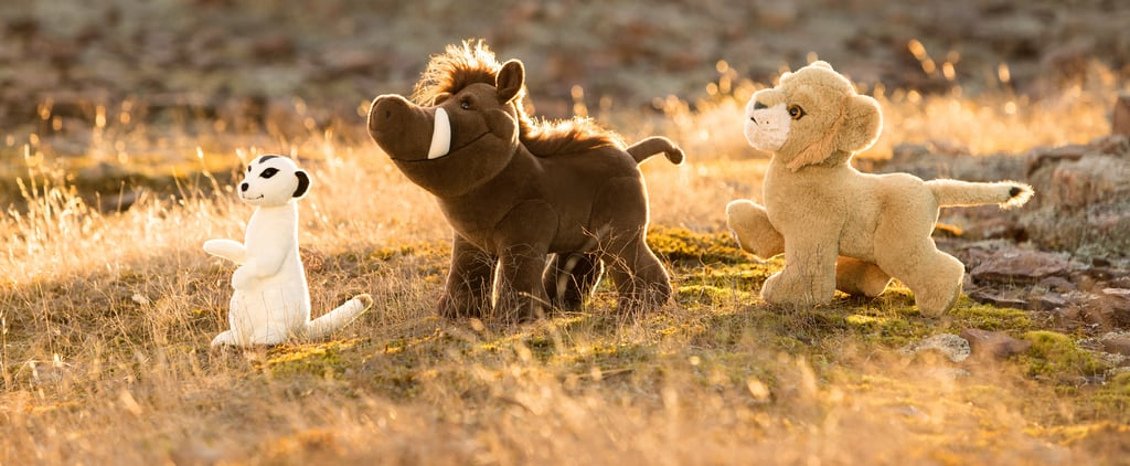 Lion King Build-A-Bear Collection July 2019