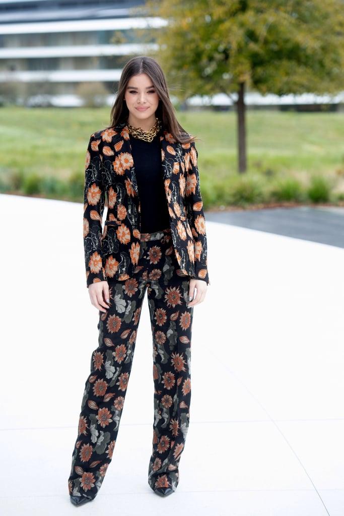 Hailee Steinfeld Piercing 2019