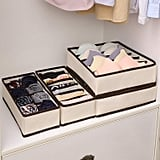 Closet Underwear Organizer Drawer Divider