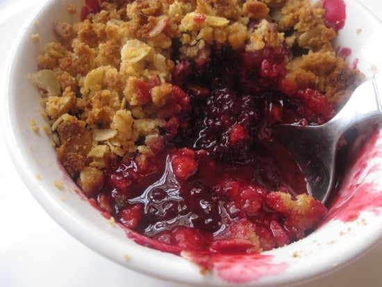 Blackberry Crumbles