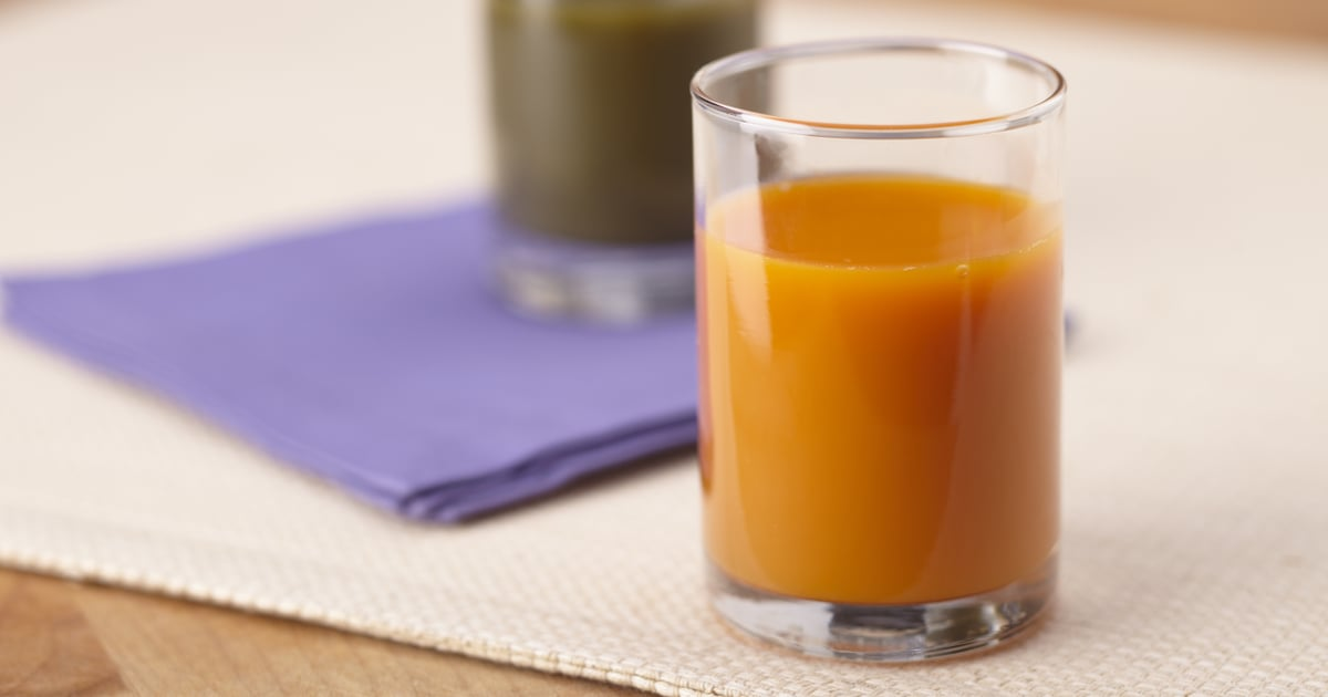 Wellness Shot Recipes to Try When You're Feeling Down and Drained