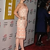 Olivia Wilde was long and lean for LA's 2011 AFI Fest.