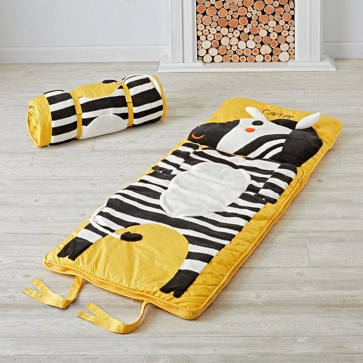 the land of nod s zebra sleeping bag gift for