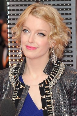 Photos of Lauren Laverne Who Announced She's Pregnant With Her Second Child on 6Music Today