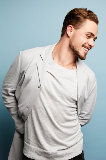 dacre montgomery photoshoot and interview 2017 popsugar