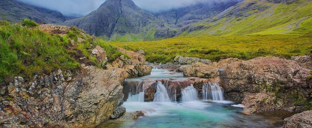 These Fairy Pools in Scotland Look Like They're From an Actual Storybook