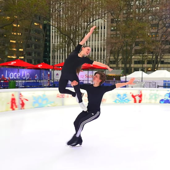 "Oona & Gage Brown Metallica ""Nothing Else Matters"" Ice Dance"