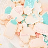 April Showers Bring May Flowers-Themed Baby Shower