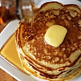 Buttermilk Pancakes With Kerrygold