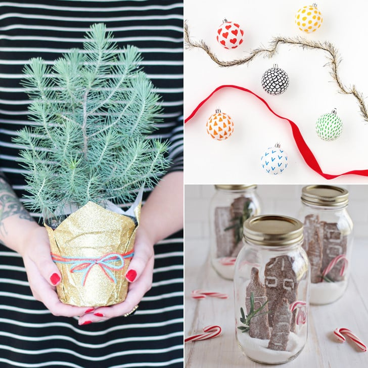 How to make gifts for christmas cheap
