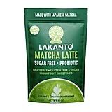 Lakanto Matcha Latte Drink