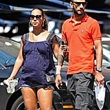Pictures of Alicia and Swizz