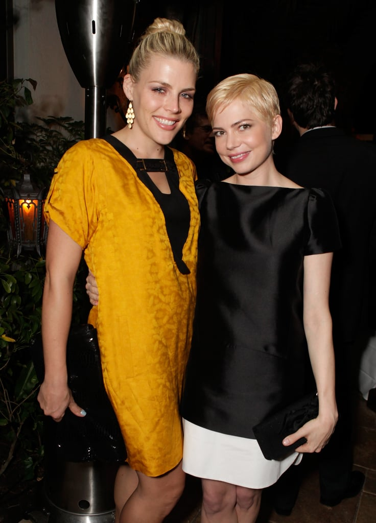 Michelle Williams and Busy Philipps Friendship Pictures