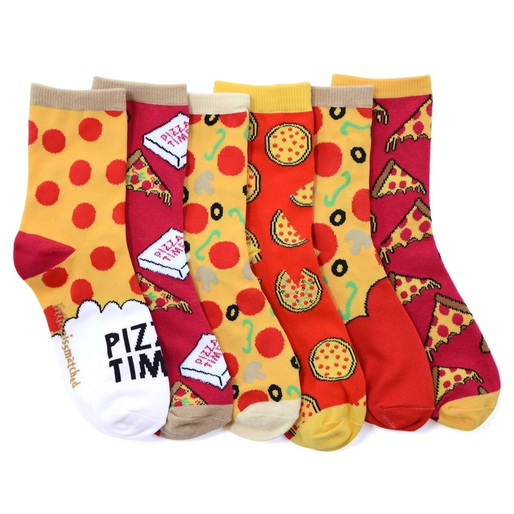 Pizza Socks That Smell Like Pizza