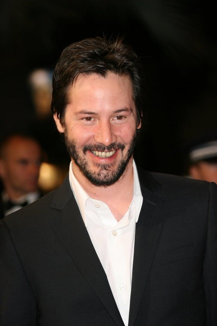 Pictures Of Keanu Reeves Smiling POPSUGAR Celebrity Photo 25