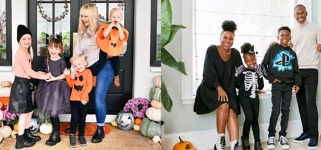 How 2 Families Celebrate Spooky Season All October Long